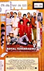 The Royal Tenenbaums (2001) Poster