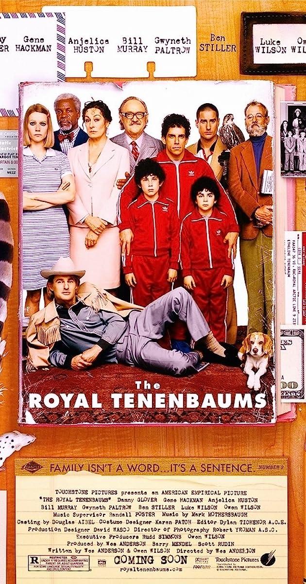 Royal Tenenbaums Stream