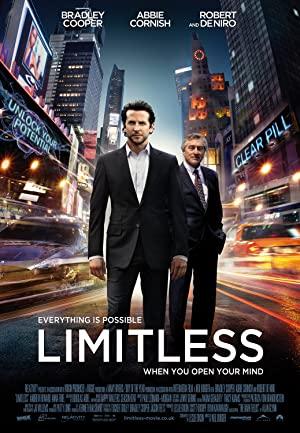 Limitless Pelicula Poster