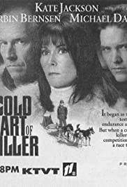 The Cold Heart of a Killer Poster