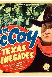 Texas Renegades Poster