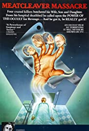 Meatcleaver Massacre(1977) Poster - Movie Forum, Cast, Reviews