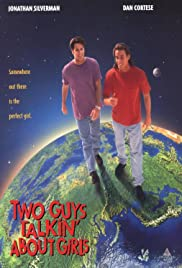 Two Guys Talkin' About Girls Poster