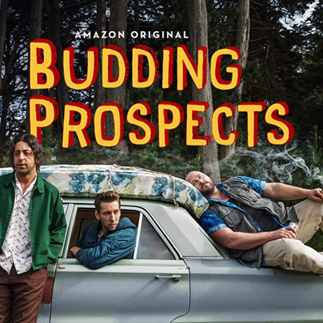 Joel David Moore, Will Sasso, and Brett Gelman in Budding Prospects (2017)