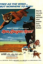 Run, Cougar, Run Poster