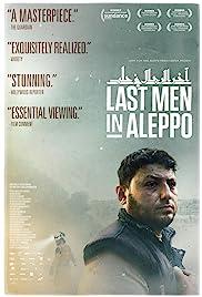 De sidste mænd i Aleppo Poster