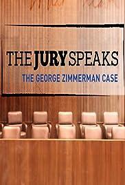 The Jury Speaks Poster