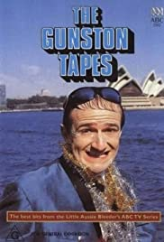The Norman Gunston Show Poster