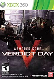 Armored Core: Verdict Day Poster