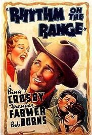 Rhythm on the Range Poster