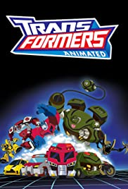 Transformers: Animated Poster