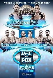 UFC on Fox: Henderson vs. Diaz Poster