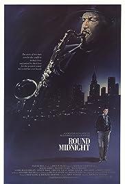 'Round Midnight Poster