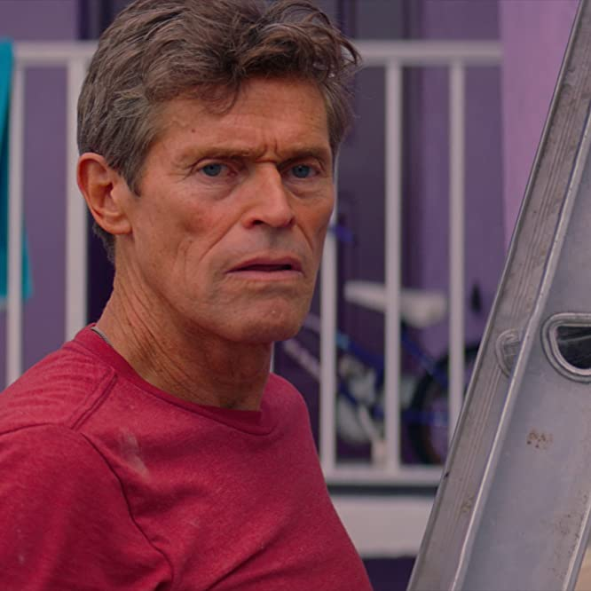 Willem Dafoe in The Florida Project (2017)
