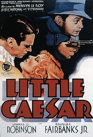 Movie Little Caesar (1931)