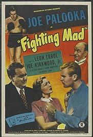 Joe Palooka in Fighting Mad Poster
