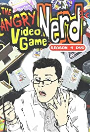 The Angry Video Game Nerd Poster