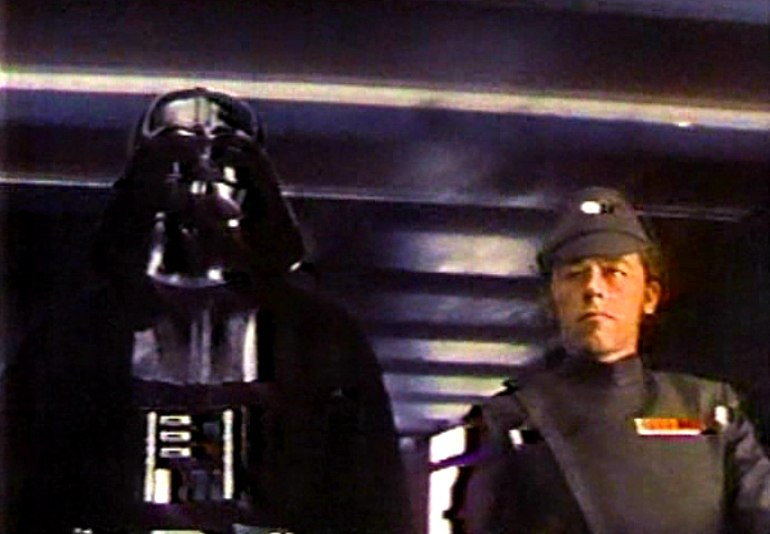 David Prowse in The Star Wars Holiday Special (1978)
