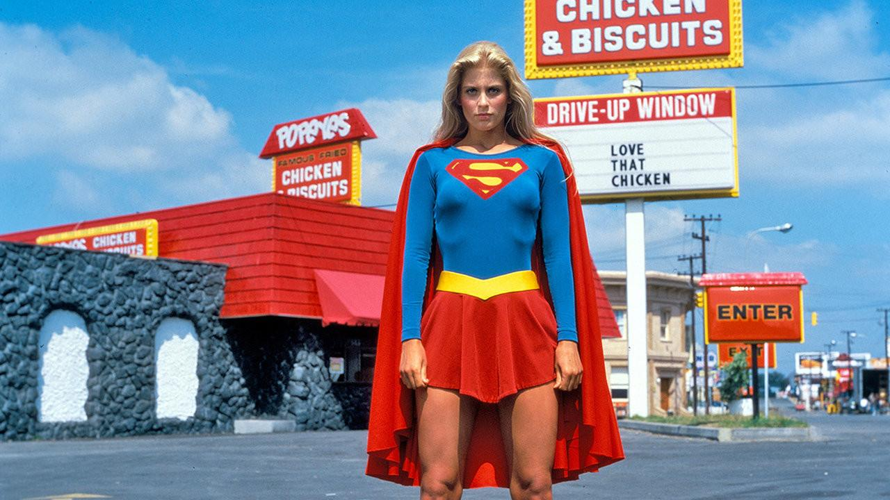 Helen Slater in Supergirl (1984)