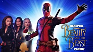Deadpool Musical: Beauty and the Beast Gaston Parody poster