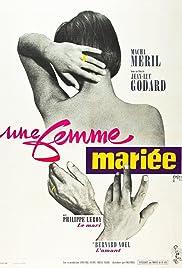 Une Femme Mariée(1964) Poster - Movie Forum, Cast, Reviews