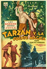 Tarzan's Magic Fountain Poster