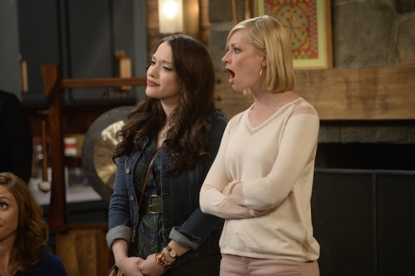 2 Broke Girls: And the No New Friends | Season 5 | Episode 10