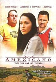 Amexicano Poster