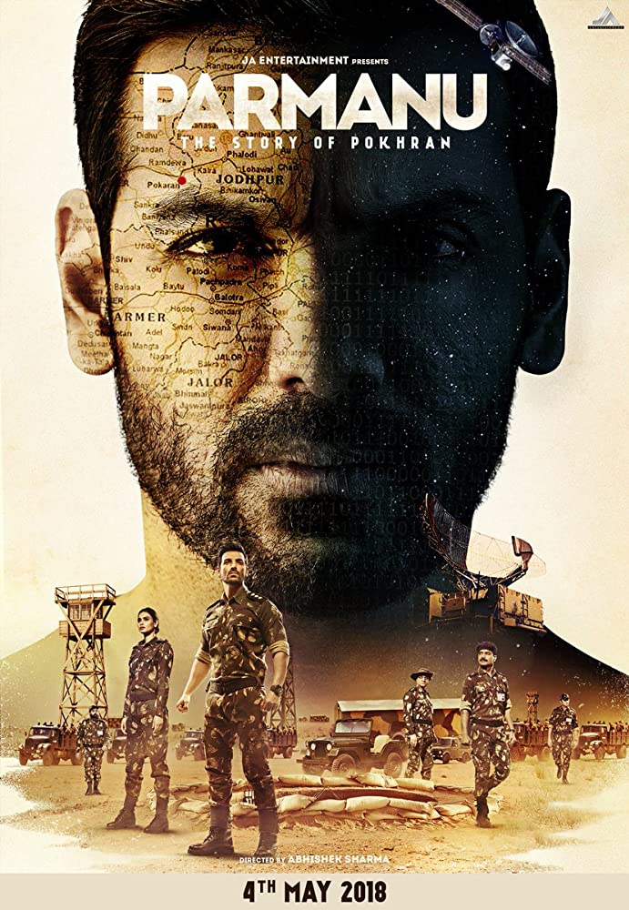 Parmanu: The Story of Pokhran (2018) Hindi 500MB HDRip 720p HEVC