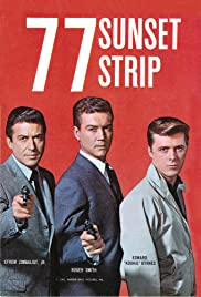 77 Sunset Strip Poster