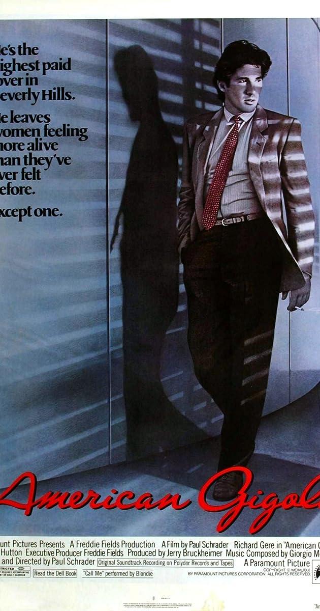 American Gigolo 1980 Imdb