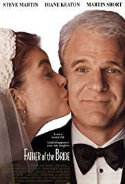 Father Of The Bride Poster