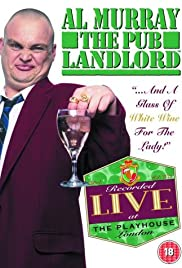 Al Murray: The Pub Landlord Live - A Glass of White Wine for the Lady Poster