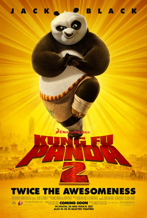 Kung Fu Panda 2 2011 Dual Audio 720P BluRay x264 [Hindi – English]