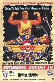 WCW Hog Wild Poster