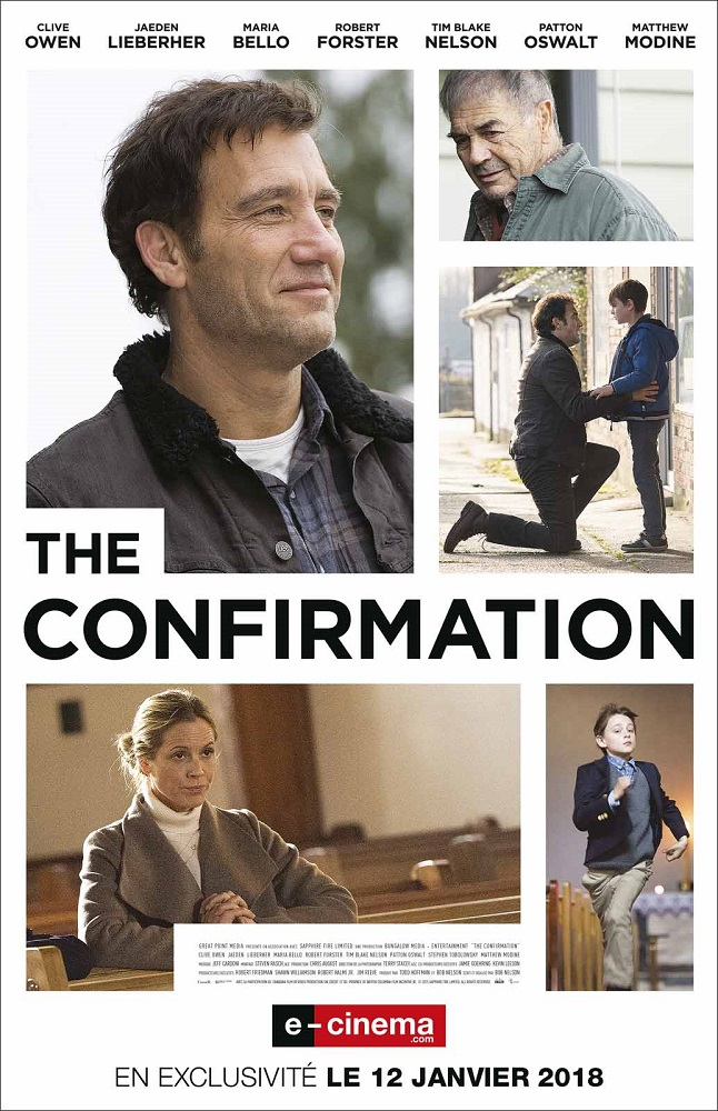 The Confirmation 2016 Dual Audio Movie 300MB