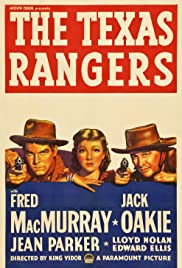 The Texas Rangers Poster