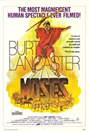 Moses the Lawgiver Poster