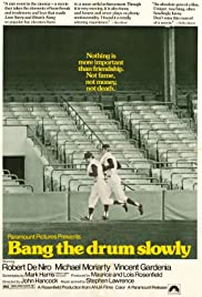 Bang the Drum Slowly (1973) Poster - Movie Forum, Cast, Reviews