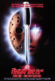 Friday the 13th Part VII: The New Blood(1988) Poster - Movie Forum, Cast, Reviews