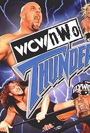 WCW/NWO Thunder Poster