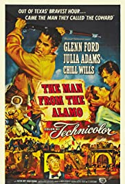 The Man from the Alamo Poster