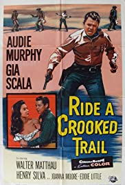 Ride a Crooked Trail Poster
