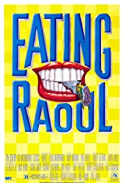 Eating Raoul Poster