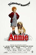 Annie (1982) Poster