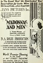 Madonnas and Men Poster