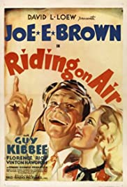 Riding on Air Poster