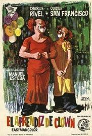 El aprendiz de clown Poster