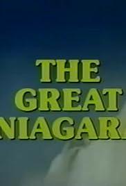 The Great Niagara Poster