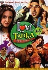 Love Kaa Taddka Poster
